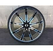 26 Inch Dcenti DW29 Wheels Rims &amp Tires Fit 6 X 1397