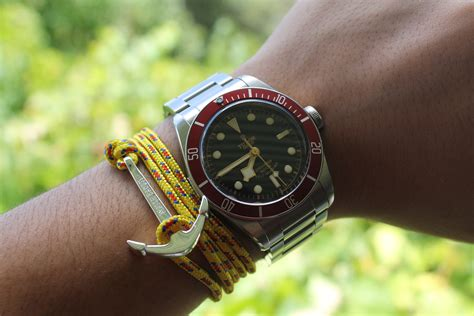Complementing a Colored Bezel: Starring Tudor and WatchBandit   WatchBandit
