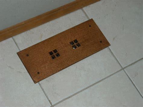 bathroom register craftsman style floor vent by pintodeluxe lumberjocks