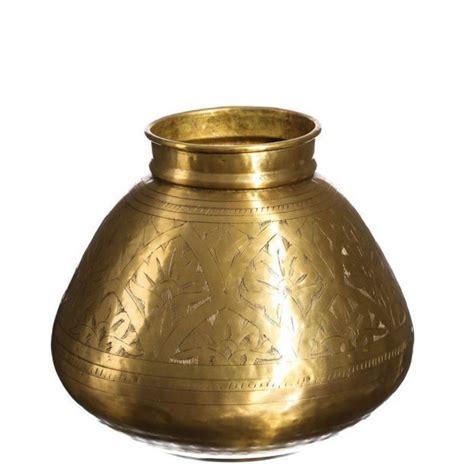vaso etnico vaso etnico dorato