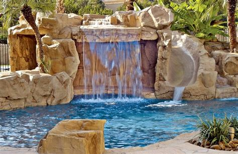 swimming pool waterfalls sarasota swimming pool waterfalls traditional pool