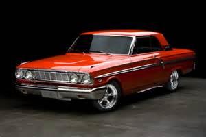 1964 ford fairlane 500 custom 2 door hardtop 113079