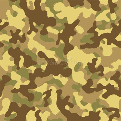 camo pattern vector illustrator desert camouflage seamless pattern stock vector image