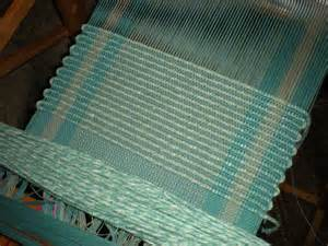 Weave It Rug Loom Weaving Placemats On My Rigid Heddle Loom Cotton Clouds