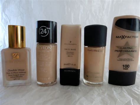 light coverage foundation for oily skin full coverage foundations for pale and oily skin my