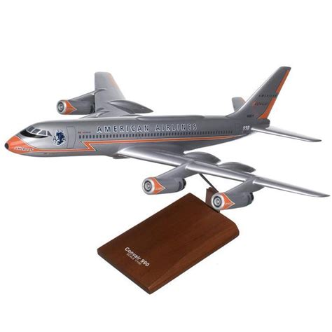 commercial model planes c 990 american model aircraft 1 100 scale commercial model
