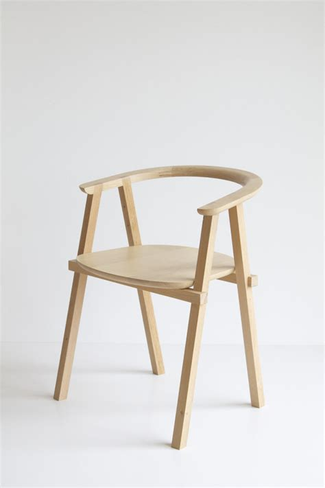 design milk wheelchair oak wood minimalist chair by oato design milk
