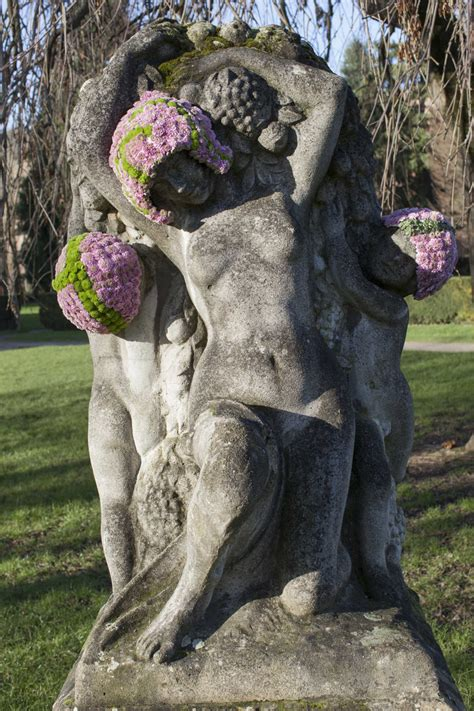 geoffroy mottart vegetal by nature when an artist is styling statues with