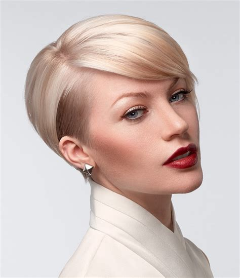 sam villa videos pixie haircuts a short blonde hairstyle from the modern heritage