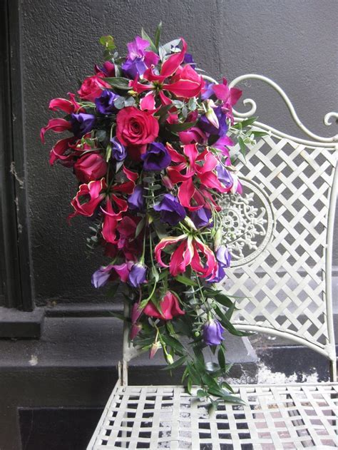 Lisianthus   Bouquet Wedding Flower