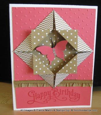 Cool Origami Birthday Cards - 25 best ideas about origami cards on origami