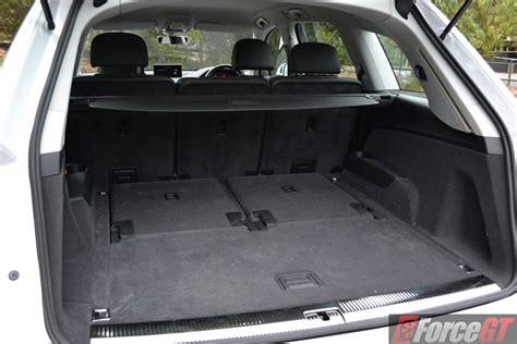 infiniti qx60 trunk space audi q7 review 2016 audi q7