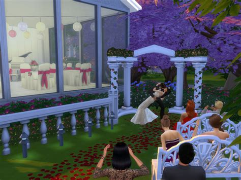sims 4 wedding aphrodite wedding venue by spacesims at tsr 187 sims 4 updates