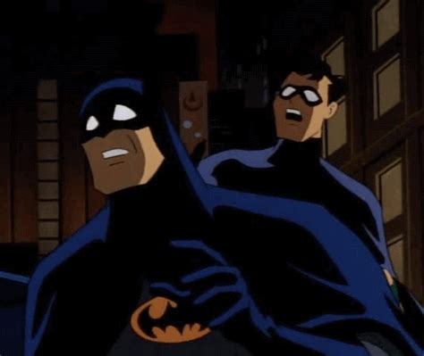 Tas Christian Set 2 In 1 Black Series Jj 8885 1 batman the animated series gif find on giphy