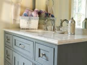 Countertop Cabinet Bathroom Marble Bathroom Countertop Options Hgtv