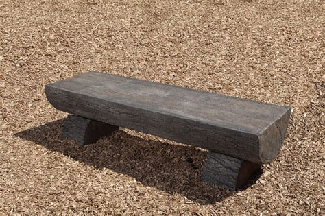 outdoor log bench naturerocks log bench natural outdoor seating aaa