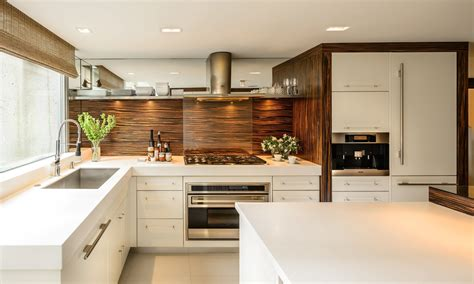 pictures of modern kitchens creating beautiful and clean