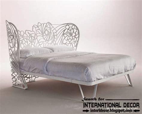 iron bed headboard stylish italian wrought iron beds and headboards 2015