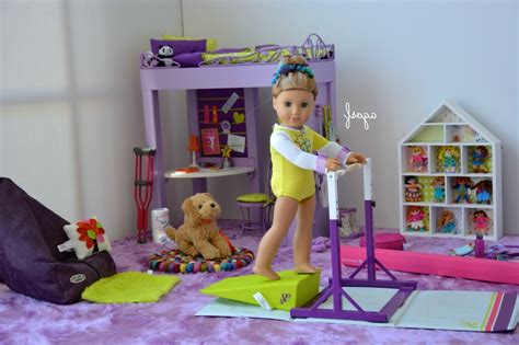 american doll bedroom american girl doll mckenna39s bedroom watch in hd youtube