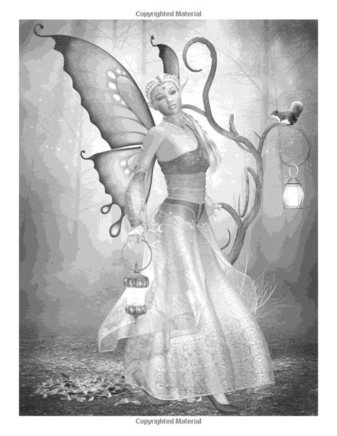mermaids fairies fantasy coloring books for grown ups mermaids fairies fantasy coloring books for grown ups