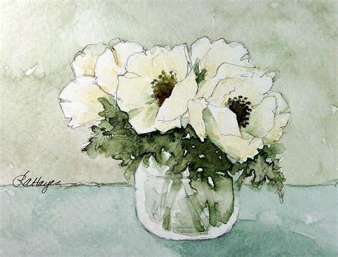 watercolor paintings by roseann november 2012