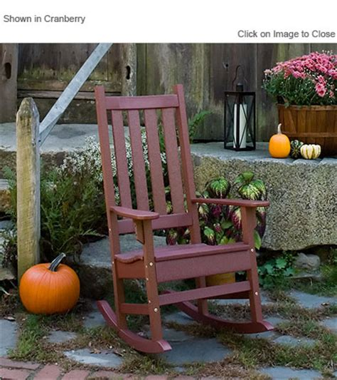 envirowood outdoor furniture envirowood outdoor poly furniture seaside casual sea035 traditional porch rocking chair