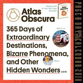 atlas obscura page a day calendar 1523501561 page a day calendars workman publishing