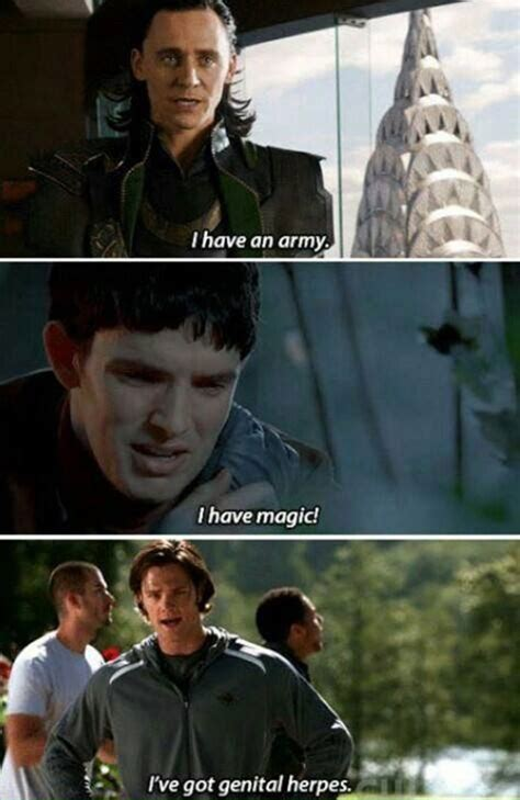 Merlin Kink Meme - good for you sammy the meta picture