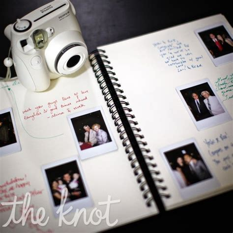 56 best images about Wedding Polaroid guest book ideas on