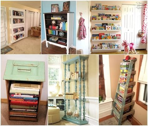 10 cool diy bookcase ideas that won t the bank