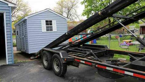 Mule Iv Shed Mover by Shed Movers Moving Companies In Delphi Indiana