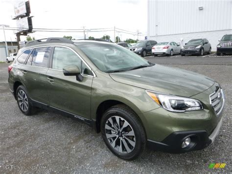 outback subaru green 2017 wilderness green metallic subaru outback 2 5i limited