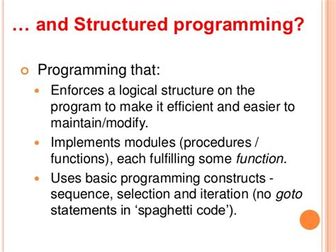 design for manufacturing a structured approach pdf structured programming introduction to c fundamentals