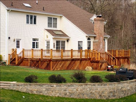 Paver Patio Ideas Ipe Cedar Deck Chester Morris County Nj New Jersey