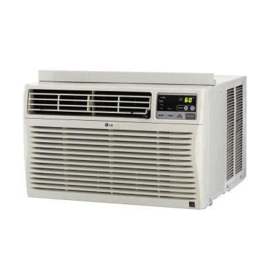 lg electronics  btu  window air conditioner
