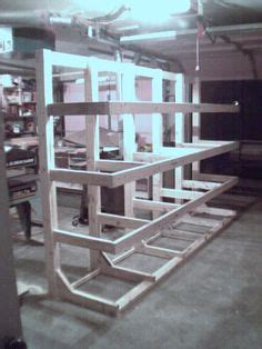 free standing lumber storage rack 1000 images about lumber rack on pinterest lumber