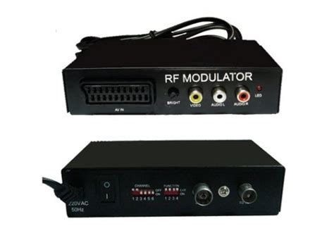 Multi Channel Rf Modulator Uhf 4 Av Input av rf modulators from china manufacturer shenzhen broadvision technology limited