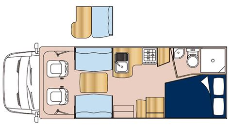 rialta motorhome floor plans rialta club parts autos post