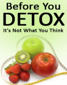 Can You Die From Detox by Before You Detox Epub Epub