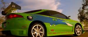 Mitsubishi Eclipse The Fast And The Furious Best On Top 10 10 Melhores Carros Dos Filmes Velozes E