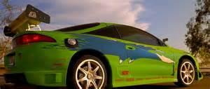 1995 Mitsubishi Eclipse Fast And Furious Best On Top 10 10 Melhores Carros Dos Filmes Velozes E