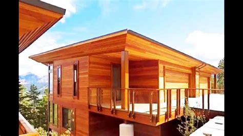 10 desain rumah kayu minimalis terkini 2016 lihat co id