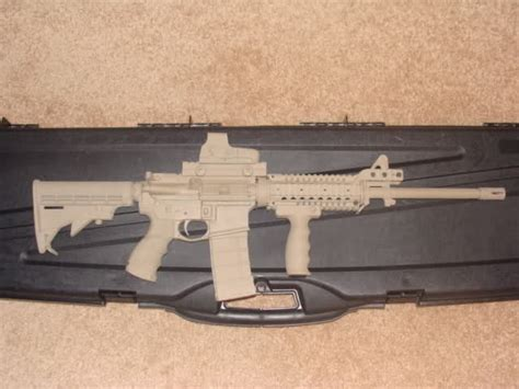 WTS: Coyote tan AR-15 | The Outdoors Trader