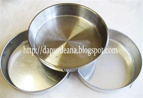 Loyang Pie Bongkar Pasang Diameter 20cm dapur deana mengenal loyang 1