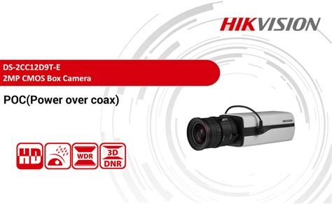 Wifi Stands For by Hikvision Unveiled Hdtvi Poc Power Over Coax Solution