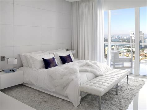 White Master Bedroom Design Ideas White Master Bedroom Contemporary Bedroom