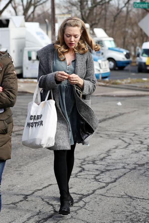 Amanda Set 2 In One Amanda Seyfried Reformed Set In New York City 2