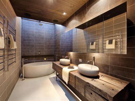 contemporary bathroom designs rev 234 tements et meubles salle de bain bois massif et