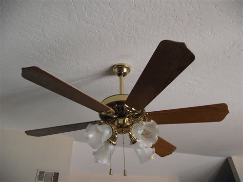 How To Replace Ceiling Fan Blades by Small N Simple Things November 2011