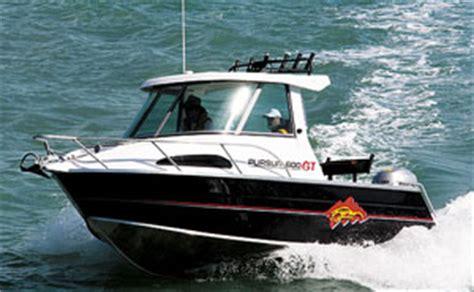 pursuit boats unsinkable fyran pursuit 600gt the fishing website